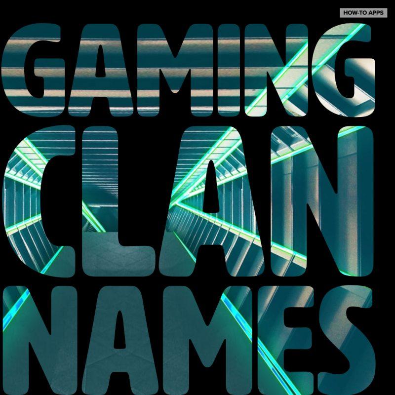 gute clan namen für fortnite