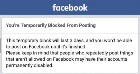 Facebook Jail What Is It How To Get Out How To Apps